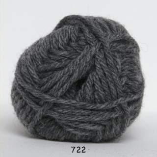 Ragg strømpegarn 0722 grå