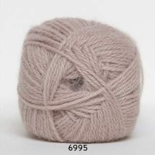 Hjerte Alpaca 6995 puderrosa