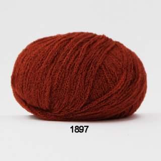 Rustic 1897 mörkröd