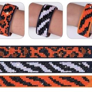 Diamond Dotz DD30.001 ANIMAL PRINTS BRACELETS