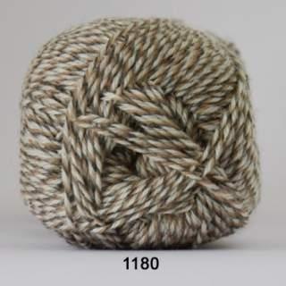 Sock 4 1180 brun beige vit