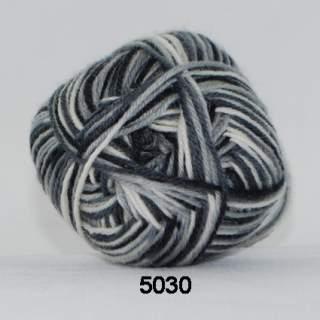 Sock 4 5030 gråsten jacquard