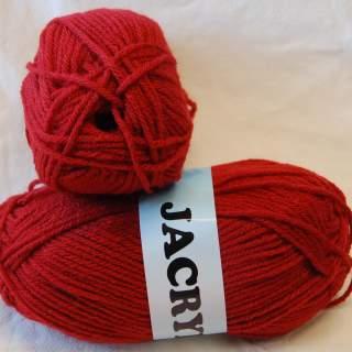 Jacryl 26114 röd
