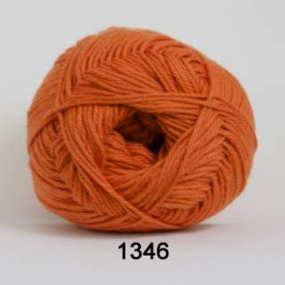 Cotton 100 1346 orange