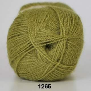 Alpaca 400 1265 ljus grön