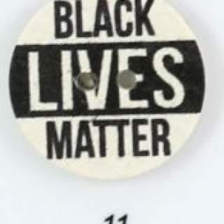 Knapp 011 Black lives matter 25 mm