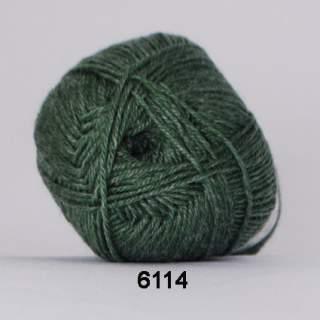 Bamboo Wool 6114 skogsgrön