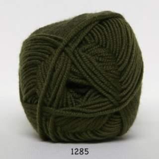 Extrafine Merino 150 1285 armegrön