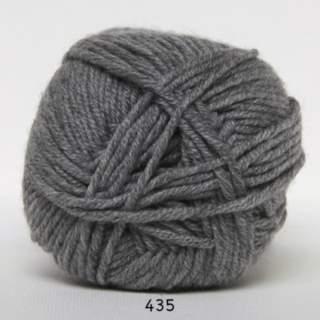 Extrafine Merino 120 0435 mellangrå