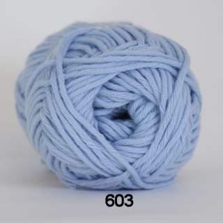 Cotton 8/8 0603 ljusblå
