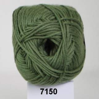 Alicante Cotton 7150 grön