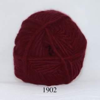 Natur uld 1902 vinröd