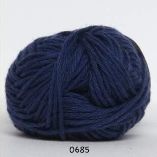Blend 0685 marinblå