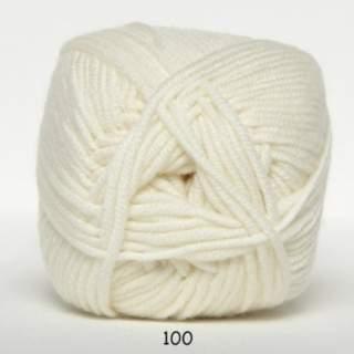 Extrafine Merino 150 0100 naturvit