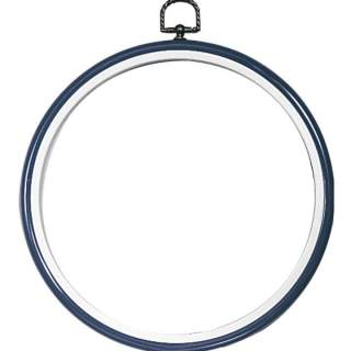 Flexiram rund blå