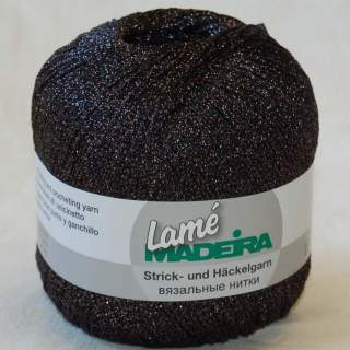Lamé Madeira 460 svart