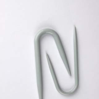 Flätstickor u-form 2 st plast
