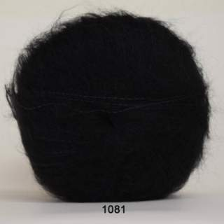 Silk Kid Mohair 1081 svart