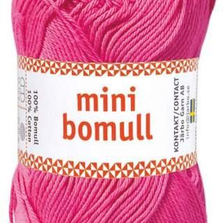 Minibomull 009 rosa