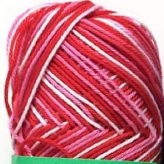 Jasmine 8/4 nystan 3004 röd ombre