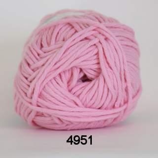 Cotton 8/8 74951 rosa