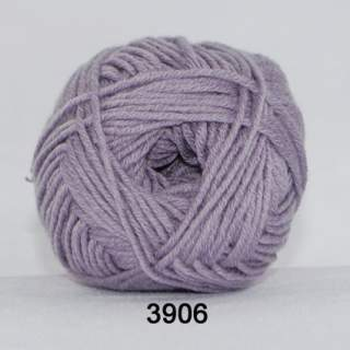 Merino Cotton 3906 grårosa