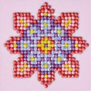 Diamond Dotz DDS.030 FLOWER MANDALA 2