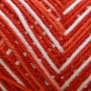 Fino Cablé 24/2x3 nystan 70014 rödorangevit