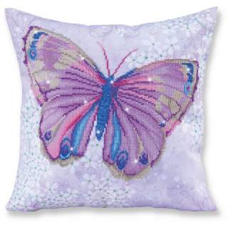 Diamond Dotz DD16.005 PAPILLON MAUVE