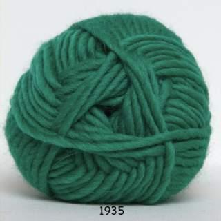 Natur uld 1935 grön