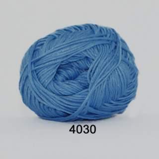 Green Cotton Linen 4030 blå