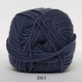 Extrafine Merino 120 2163 jeansblå