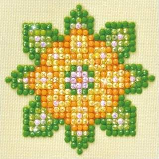 Diamond Dotz DDS.029 FLOWER MANDALA 1