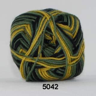 Sock 4 5042 höstskog