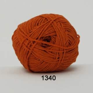 Green Cotton Linen 1340 orange