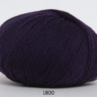 Hjerte Fine 1800 plommon