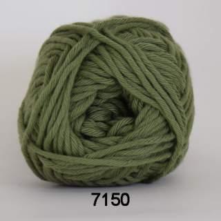 Cotton 8/8 7150 grön