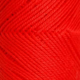 Fino 12/3 härva 5204 mörk rödorange