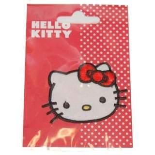 Tygmärke Hello kitty