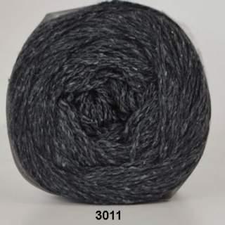 Wool silk 3011 black