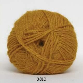 Hjerte Alpaca 3810 senap