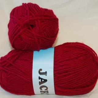 Jacryl 26016 vinröd