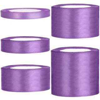 Satinband rulle 82 lilac
