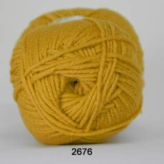 Merino Cotton 2676 yellow