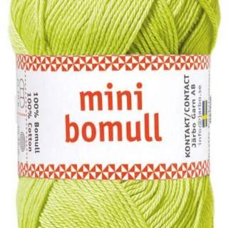 Minibomull 008 mintgrön