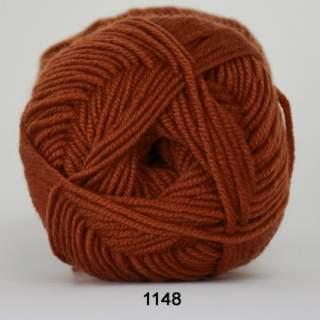 Extrafine Merino 120 1148 terrakotta