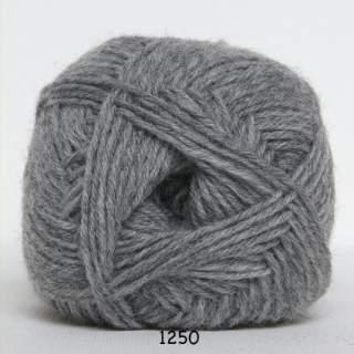 Sock 4 1250 ljus mellangrå