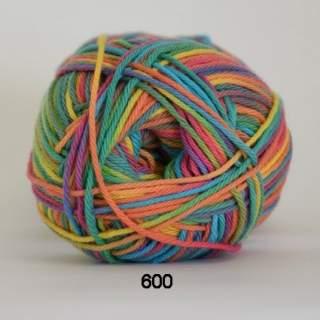 Cotton nr 8 600 tutti frutti