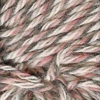 Raggsocksgarn 62430 rosa/grå/vit