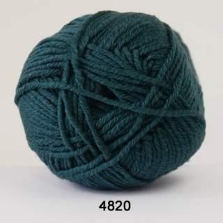 Merino Cotton 4820 dark petrol